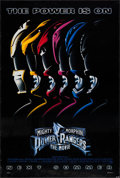 "Movie Posters:Action, Mighty Morphin Power Rangers: The Movie (20th Century Fox, 1995).One Sheets (2) (27"" X 40""). DS Advance & DS Style D. Actio...(Total: 2 Items)"