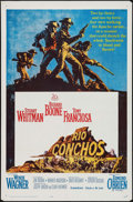 """Movie Posters:Western, Rio Conchos & Other Lot (20th Century Fox, 1964). One Sheet (27"""" X 41"""") & Half Sheet (22"""" X 28""""). Western.. ... (Total: 2 Items)"""