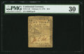 Colonial Notes:Continental Congress Issues, Continental Currency February 17, 1776 $2/3 PMG Very Fine 30.. ...