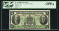 Canadian Currency: , Canada Montreal, PQ- The Royal Bank of Canada $5 Jan. 2, 1935 Ch. #630-18-02a.. ...