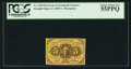 Fractional Currency:First Issue, Fr. 1230 5¢ First Issue PCGS Choice About New 55PPQ.. ...