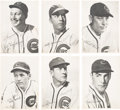 Baseball Cards:Sets, 1939 Chicago Cubs Team Picture Pack Near Set (24/25) - With 18 Autographed. ...