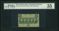 Fractional Currency:First Issue, Fr. 1310 50¢ First Issue PMG About Uncirculated 55.. ...