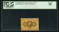 Fractional Currency:First Issue, Fr. 1230 5¢ First Issue PCGS Very Fine 30.. ...