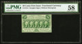 Fractional Currency:First Issue, Fr. 1313 50¢ First Issue PMG Choice About Unc 58.. ...