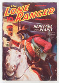 Pulps:Western, The Lone Ranger Magazine #5 (Trojan Publishing, 1937) Condition: VG....