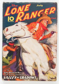 Pulps:Western, The Lone Ranger Magazine #6 (Trojan Publishing, 1937) Condition: VG....