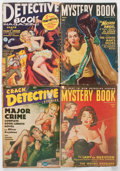 Pulps:Detective, Assorted Detective Pulps Group of 20 (Various, 1930s-50s)Condition: Average GD.... (Total: 20 Items)