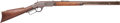 Long Guns:Lever Action, Winchester Model 1873 Saddle Ring Rifle....