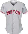 Baseball Collectibles:Uniforms, 1991 Wade Boggs Game Worn Boston Red Sox Jersey. ...