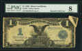 Error Notes:Large Size Errors, Fr. 233 $1 1899 Silver Certificate PMG Very Good 8.. ...