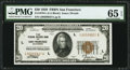 Fr. 1870-L $20 1929 Federal Reserve Bank Note. PMG Gem Uncirculated 65 EPQ