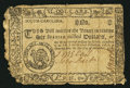 Colonial Notes:South Carolina, South Carolina December 23, 1776 $6 Very Good, with edge wear thatincludes a missing lower left corner.. ...
