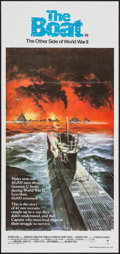 "Movie Posters:War, Das Boot (Columbia, 1981). Australian Daybill (13"" X 28""). War....."
