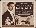 "Movie Posters:Action, John Petticoats (Paramount, 1919). Title Lobby Card (11"" X 14"").Action.. ..."