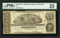 Confederate Notes:1863 Issues, T58 $20 1863 PF-17 Cr. 426.. ...