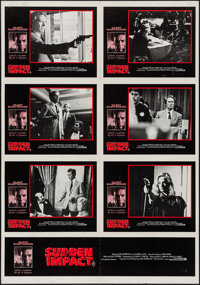 "Sudden Impact (Warner Brothers, 1983). Australian Photo Sheet (28"" X 40""). Action"