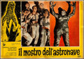 "Movie Posters:Science Fiction, It! The Terror from Beyond Space (United Artists, 1958). ItalianPhotobusta (19"" X 27""). Science Fiction.. ..."