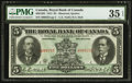 Canadian Currency: , Montreal, PQ- The Royal Bank of Canada $5 Jan. 2, 1913 Ch. #630-12-04.. ...
