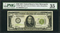 Small Size:Federal Reserve Notes, Fr. 2201-I $500 1934 Light Green Seal Federal Reserve Note. PMG Choice Very Fine 35.. ...
