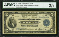 Fr. 752 $2 1918 Federal Reserve Bank Note PMG Very Fine 25