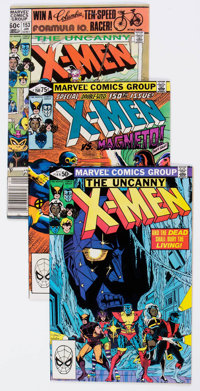 X-Men Group of 54 (Marvel, 1981-87) Condition: Average VF+.... (Total: 54 Comic Books)