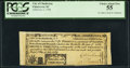 Colonial Notes:South Carolina, South Carolina- City of Charleston July 6, 1789 1s3d PCGS ChoiceAbout New 55.. ...
