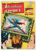 Golden Age (1938-1955):Superhero, Adventure Comics #121 (DC, 1947) Condition: GD....