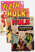 Silver Age (1956-1969):Miscellaneous, Comic Books - Assorted Silver Age Comics Group of 8 (Various Publishers, 1960s) Condition: Average FR.... (Total: 8 Comic Books)
