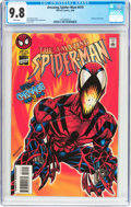 Modern Age (1980-Present):Superhero, The Amazing Spider-Man #410 (Marvel, 1996) CGC NM/MT 9.8 White pages....
