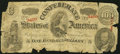 Confederate Notes:1863 Issues, T56 $100 1863 PF-1 Cr. 403.. ...