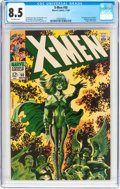 Silver Age (1956-1969):Superhero, X-Men #50 (Marvel, 1968) CGC VF+ 8.5 Off-white pages....