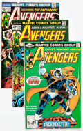 Bronze Age (1970-1979):Superhero, The Avengers Group of 89 (Marvel, 1973-85) Condition: Average VF/NM.... (Total: 89 Comic Books)
