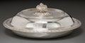 Silver Holloware, American:Vegetable Dish, A Tiffany & Co. Silver Covered Vegetable Dish, New York, circa1892-1902. Marks: TIFFANY & CO, 7545 MAKERS 7381, STERLING... (Total: 2 Items)