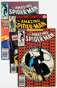 The Amazing Spider-Man Group of 103 (Marvel, 1974-94) Condition: Average FN.... (Total: 103 Comic Books)