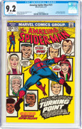 Bronze Age (1970-1979):Superhero, The Amazing Spider-Man #121 (Marvel, 1973) CGC NM- 9.2 Whitepages....