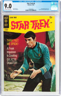 Silver Age (1956-1969):Science Fiction, Star Trek #6 (Gold Key, 1969) CGC VF/NM 9.0 Off-white to white pages....
