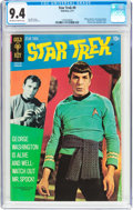 Bronze Age (1970-1979):Science Fiction, Star Trek #9 (Gold Key, 1971) CGC NM 9.4 Off-white to white pages....