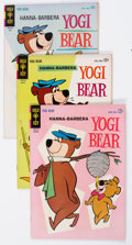 Silver Age (1956-1969):Cartoon Character, Yogi Bear Group of 10 (Dell, 1963-67) Condition: Average FN/VF.... (Total: 10 Comic Books)