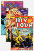 Silver Age (1956-1969):Romance, My Love (2nd series) Group 27 (Marvel, 1969-74) Condition: Average VG+.... (Total: 27 Comic Books)