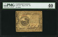 Colonial Notes:Continental Congress Issues, Continental Currency May 9, 1776 $6 PMG Extremely Fine 40.. ...