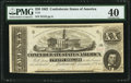 Confederate Notes:1862 Issues, T51 $20 1862 PF-4 Cr. 365.. ...