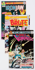Bronze Age (1970-1979):Miscellaneous, Comic Books - Assorted Bronze and Modern Age Comics Group of 31(Various Publishers, 1975-83) Condition: Average VF.... (Total: 31Comic Books)