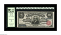Large Size:Silver Certificates, Fr. 299 $10 1891 Silver Certificate PCGS Extremely Fine 45. Verywell margined, with great eye appeal....