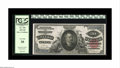 Large Size:Silver Certificates, Fr. 318 $20 1891 Silver Certificate PCGS Very Fine 30. A very well margined note, and the type with the small red scalloped ...