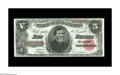 Large Size:Treasury Notes, Fr. 365 $5 1891 Treasury Note Choice Very Fine. Final number of the Treasury Fives and one that is rare in all grades. This ...