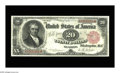 Large Size:Treasury Notes, Fr. 374 $20 1890 Treasury Note Very Fine. This 1890 Treasury Twenty has only one previous market appearance, which was at a ...