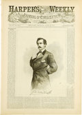 Military & Patriotic:Civil War, Murder of President Abraham Lincoln: Original Issue of Harper's Weekly...