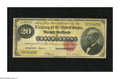 Large Size:Gold Certificates, Fr. 1178 $20 1882 Gold Certificate Fine. Stronger from the face than the back, with good margins and no defects....