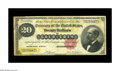 Large Size:Gold Certificates, Fr. 1178 $20 1882 Gold Certificate Fine+. A middle grade 1882 GoldCertificate we'd likely have classified as Very Fine but ...